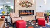 "Comfort Inn Madison Lobby. Images powered by <a href='http://web.iceportal.com'  target=""_blank"">Ice Portal</a>."