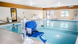 "Comfort Suites Pool. Images powered by <a href='http://web.iceportal.com'  target=""_blank"">Ice Portal</a>."