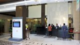 "Ramada Hotel Islamabad Lobby. Images powered by <a href='http://web.iceportal.com'  target=""_blank"">Ice Portal</a>."