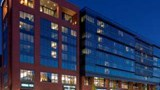 "The Hotel at UMD Exterior. Images powered by <a href='http://web.iceportal.com'  target=""_blank"">Ice Portal</a>."