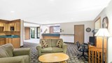 "Super 8 Dodgeville Lobby. Images powered by <a href='http://web.iceportal.com'  target=""_blank"">Ice Portal</a>."