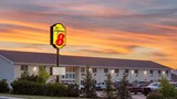 "Super 8 Lewistown Exterior. Images powered by <a href='http://web.iceportal.com'  target=""_blank"">Ice Portal</a>."
