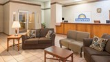 "Days Inn St. Louis North Lobby. Images powered by <a href='http://web.iceportal.com'  target=""_blank"">Ice Portal</a>."