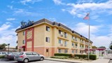 "Days Inn Woodland Exterior. Images powered by <a href='http://web.iceportal.com'  target=""_blank"">Ice Portal</a>."