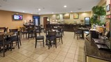 "SureStay Plus Hotel By BW Roanoke Rapids Restaurant. Images powered by <a href='http://web.iceportal.com'  target=""_blank"">Ice Portal</a>."
