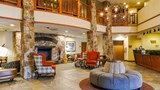 "Best Western Rocky Mountain Lodge Lobby. Images powered by <a href='http://web.iceportal.com'  target=""_blank"">Ice Portal</a>."
