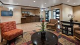"Best Western Laramie Inn & Suites Lobby. Images powered by <a href='http://web.iceportal.com'  target=""_blank"">Ice Portal</a>."