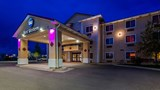 "Best Western Laramie Inn & Suites Exterior. Images powered by <a href='http://web.iceportal.com'  target=""_blank"">Ice Portal</a>."