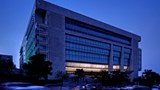 "Park Hyatt Hyderabad Exterior. Images powered by <a href='http://web.iceportal.com'  target=""_blank"">Ice Portal</a>."