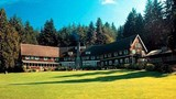 "Lake Quinault Lodge Exterior. Images powered by <a href='http://web.iceportal.com'  target=""_blank"">Ice Portal</a>."