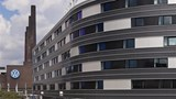"INNSIDE Wolfsburg Exterior. Images powered by <a href='http://web.iceportal.com'  target=""_blank"">Ice Portal</a>."