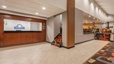 "Days Inn Woodbury Lobby. Images powered by <a href='http://web.iceportal.com'  target=""_blank"">Ice Portal</a>."