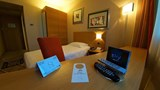 "Sporting Hotel Room. Images powered by <a href='http://web.iceportal.com'  target=""_blank"">Ice Portal</a>."
