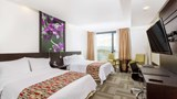"Wyndham Quito Airport Room. Images powered by <a href='http://web.iceportal.com'  target=""_blank"">Ice Portal</a>."