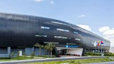 "Wyndham Quito Airport Exterior. Images powered by <a href='http://web.iceportal.com'  target=""_blank"">Ice Portal</a>."
