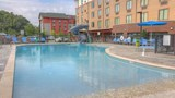 "Hilton Garden Inn Pigeon Forge Pool. Images powered by <a href='http://web.iceportal.com'  target=""_blank"">Ice Portal</a>."