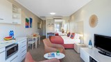 "Waldorf Geraldton Serviced Apartments Suite. Images powered by <a href='http://web.iceportal.com'  target=""_blank"">Ice Portal</a>."