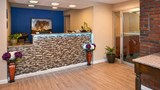 "Americas Best Value Inn Putnam Lobby. Images powered by <a href='http://web.iceportal.com'  target=""_blank"">Ice Portal</a>."