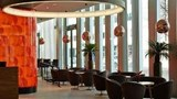 "H4 Hotel Munich Messe Lobby. Images powered by <a href='http://web.iceportal.com'  target=""_blank"">Ice Portal</a>."