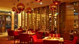 "H4 Hotel Munich Messe Restaurant. Images powered by <a href='http://web.iceportal.com'  target=""_blank"">Ice Portal</a>."