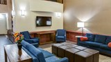 "Comfort Suites Idabel Lobby. Images powered by <a href='http://web.iceportal.com'  target=""_blank"">Ice Portal</a>."