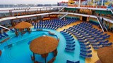 Carnival Breeze Pool