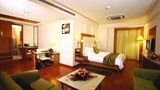 "Ambrosia Sarovar Portico Room. Images powered by <a href=&#39;http://www.leonardo.com&#39;  target=""_blank"">VFM Leonardo</a>."
