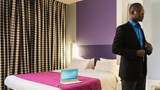 "Onomo Dakar Airport Hotel Room. Images powered by <a href=&#39;http://www.leonardo.com&#39;  target=""_blank"">Leonardo</a>."