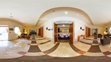 "Fiesta Inn Cuernavaca Lobby. Images powered by <a href='http://www.leonardo.com'  target=""_blank"">Leonardo</a>."