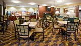 "Holiday Inn Express Restaurant. Images powered by <a href='http://www.leonardo.com'  target=""_blank"">Leonardo</a>."