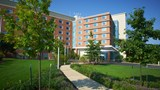 "The Penn Stater Conf Ctr Hotel Exterior. Images powered by <a href='http://www.leonardo.com'  target=""_blank"">Leonardo</a>."
