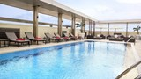 "Abraj Al Ehsan Towers Pool. Images powered by <a href=&#39;http://www.leonardo.com&#39;  target=""_blank"">VFM Leonardo</a>."