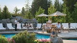 "Four Seasons Resort Whistler Pool. Images powered by <a href='http://www.leonardo.com'  target=""_blank"">Leonardo</a>."