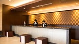 "Ana Crowne Plaza Yonago Lobby. Images powered by <a href='http://www.leonardo.com'  target=""_blank"">Leonardo</a>."