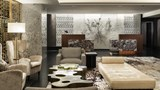 "The Ritz-Carlton, Chicago Lobby. Images powered by <a href='http://www.leonardo.com'  target=""_blank"">Leonardo</a>."
