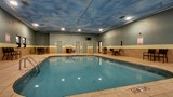 "Holiday Inn Express & Suites Lebanon Pool. Images powered by <a href='http://www.leonardo.com'  target=""_blank"">Leonardo</a>."