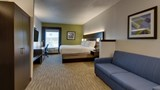 "Holiday Inn Express & Suites Lebanon Suite. Images powered by <a href='http://www.leonardo.com'  target=""_blank"">Leonardo</a>."