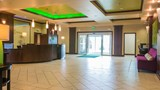 "Holiday Inn Jackson Northwest Lobby. Images powered by <a href='http://www.leonardo.com'  target=""_blank"">Leonardo</a>."