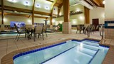 "Holiday Inn Express & Suites Pool. Images powered by <a href='http://www.leonardo.com'  target=""_blank"">Leonardo</a>."