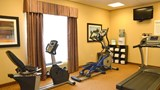 "Holiday Inn Express Hotel & Stes Health Club. Images powered by <a href='http://www.leonardo.com'  target=""_blank"">Leonardo</a>."