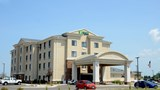 "Holiday Inn Express Hotel & Stes Exterior. Images powered by <a href='http://www.leonardo.com'  target=""_blank"">Leonardo</a>."