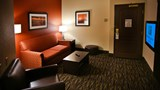 "Holiday Inn Hotel & Suites La Crosse Suite. Images powered by <a href='http://www.leonardo.com'  target=""_blank"">Leonardo</a>."