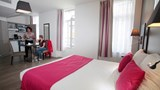 "Odalys City La Rose d'Argent Room. Images powered by <a href='http://www.leonardo.com'  target=""_blank"">Leonardo</a>."