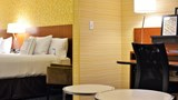 "Fairfield Inn & Suites Omaha Northwest Suite. Images powered by <a href='http://www.leonardo.com'  target=""_blank"">Leonardo</a>."