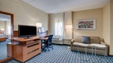 "Fairfield Inn Boston Tewksbury/Andover Suite. Images powered by <a href='http://www.leonardo.com'  target=""_blank"">Leonardo</a>."