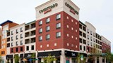"Courtyard by Marriott Rochester/St Mary Exterior. Images powered by <a href='http://www.leonardo.com'  target=""_blank"">Leonardo</a>."