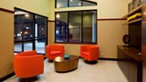 "Courtyard by Marriott Rochester/St Mary Lobby. Images powered by <a href='http://www.leonardo.com'  target=""_blank"">Leonardo</a>."