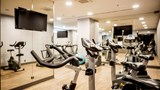 "Crowne Plaza Porto Health Club. Images powered by <a href='http://www.leonardo.com'  target=""_blank"">Leonardo</a>."
