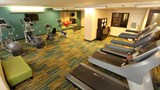 "Holiday Inn Hotel & Suites Health Club. Images powered by <a href='http://www.leonardo.com'  target=""_blank"">Leonardo</a>."