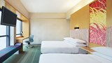 "aloft Nanhai Foshan Room. Images powered by <a href='http://www.leonardo.com'  target=""_blank"">Leonardo</a>."